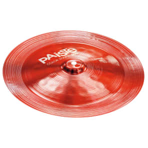 """Paiste 14"""" Color Sound 900 Series China Cymbal"""