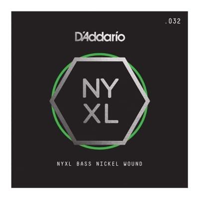 D'Addario Single NYXL Bass String | Various Sizes - .105 Long