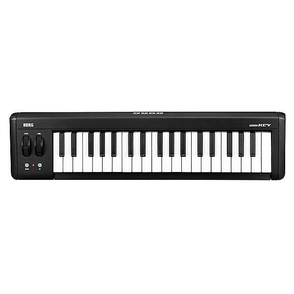Korg MicroKEY237 37-Mini Key USB MIDI Keyboard