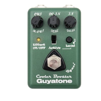 Guyatone Micro Cooler Booster MIJ (Boost, Gain, Tone ) for sale