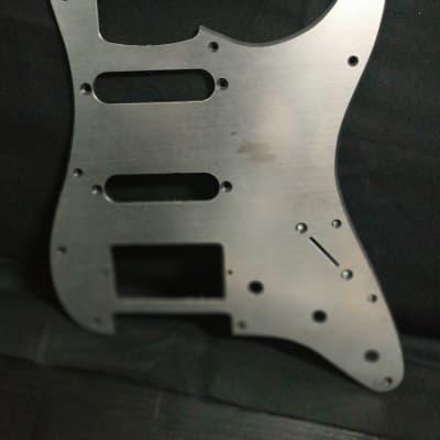 Gewa Pickguard battipenna per strato ssh metallic for sale