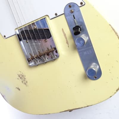 Fender Customshop Limited 1967 Masterbuilt Heavy Relic Telecaster