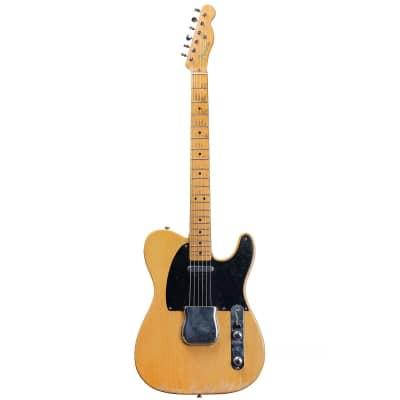 """Fender """"Nocaster"""" Blonde 1951"""
