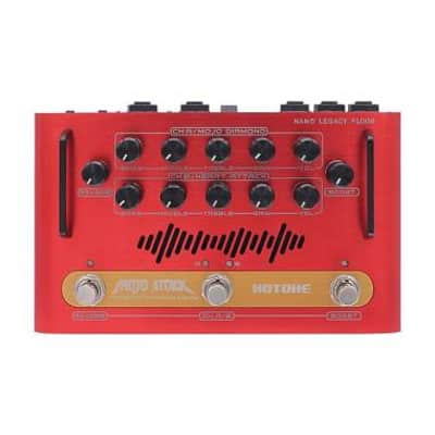 Hotone mojo attack floor amplificatore testata a pedale guitar head for sale