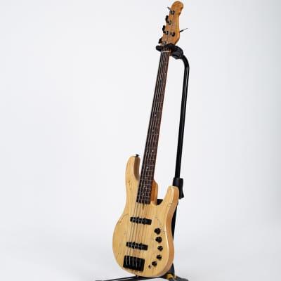 GV CL-II5 Jazz Style Custom 5-String Bass Guitar for sale