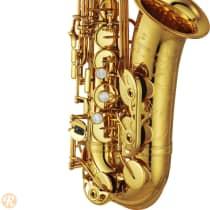 Yamaha YAS-82ZII Custom Z Alto Saxophone 2010s Brass image