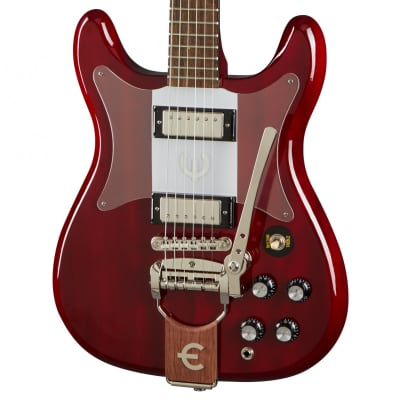 Epiphone Crestwood Custom Tremotone - Cherry for sale