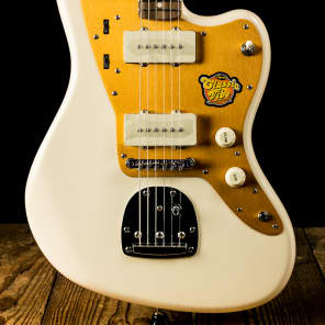 Squier J Mascis Jazzmaster - Vintage White - Free Shipping for sale