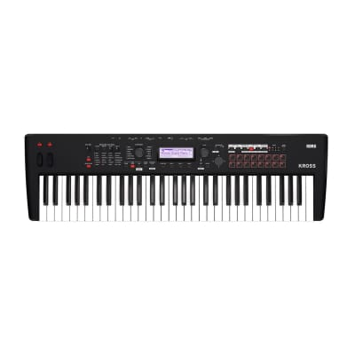 Korg Kross 2 61 (Matt Black)