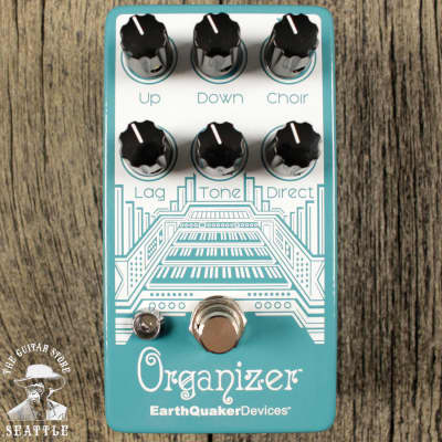 EarthQuaker Devices Organizer Polyphonic Organ Emulator image