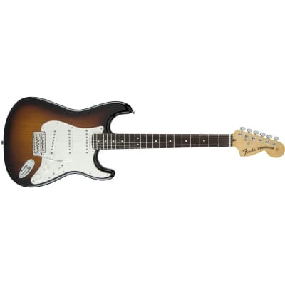Fender American Special Stratocaster (2-Tone Sunburst, Rosewood)(B-Stock, US18035359) for sale