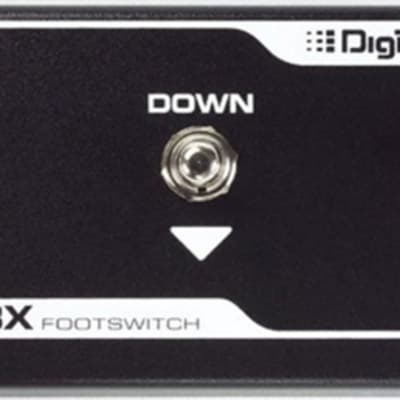 Pedal Footswitch Digitech FS3X (Jamman Looper&JHE Hendrix) for sale