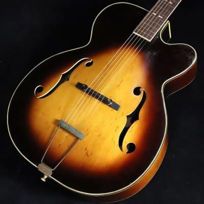 ZEN-ON Modified Pick Guitar Fretless for sale