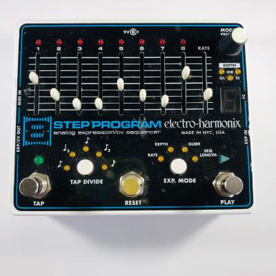 Electro-Harmonix 8 Step Program  *Sustainably Shipped*