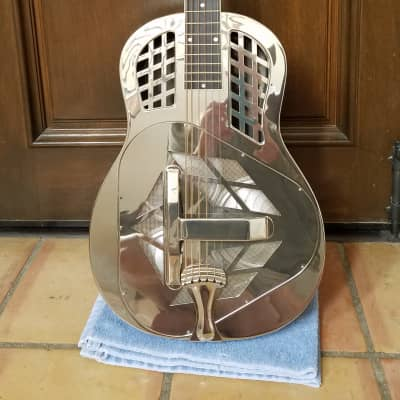 Beltona Tricone Resonator 1994 Brass/Nickel for sale