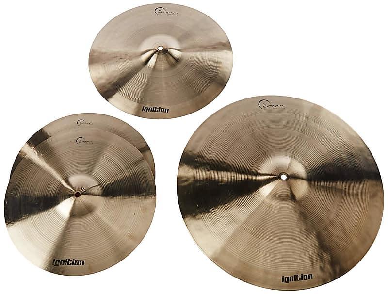 dream cymbals igncp3 3 pc ignition series 14 hi hats reverb. Black Bedroom Furniture Sets. Home Design Ideas