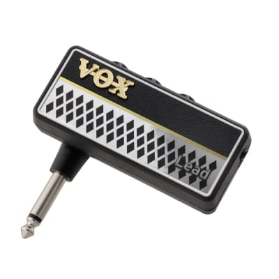 VOX amPlug 2 Lead Guitar Headphone Amplifier