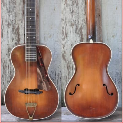1936  ViviTone Acousti Guitar  - Top Of The Line for sale