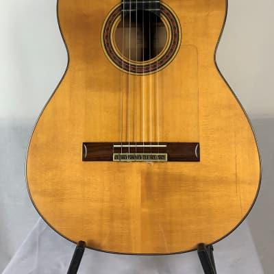 Robert Ruck Flamenca Blanca  1970 Flamenco Guitar for sale