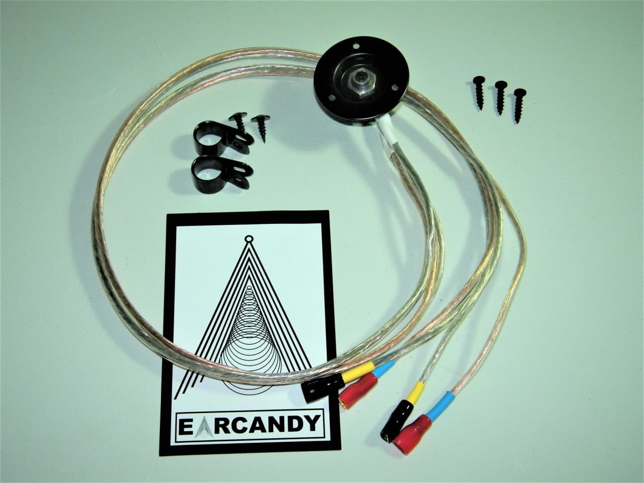 EarCandy 2x12 guitar amp speaker cab parallel wiring harness | Reverb