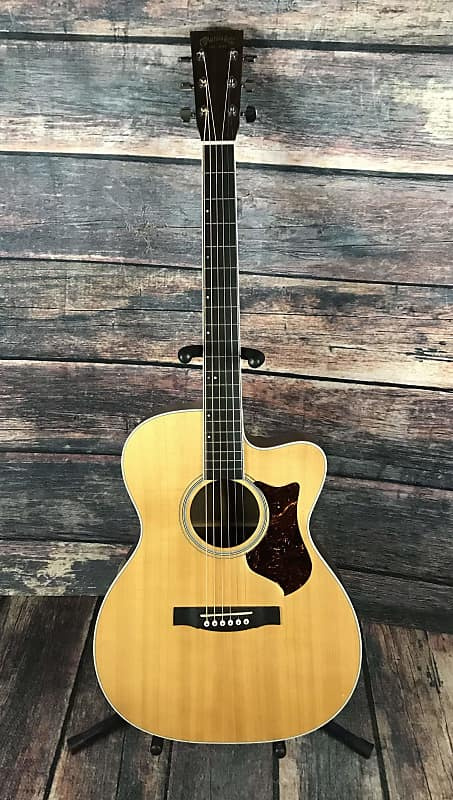 Acoustic Electric Guitars Martin Guitar Gpcpa4 Stunning Sound Electric Acoustic Lighty Used