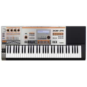Casio XW-P1 Performance Keyboard Synthesizer, 61-Key, (Used) Warehouse Resealed