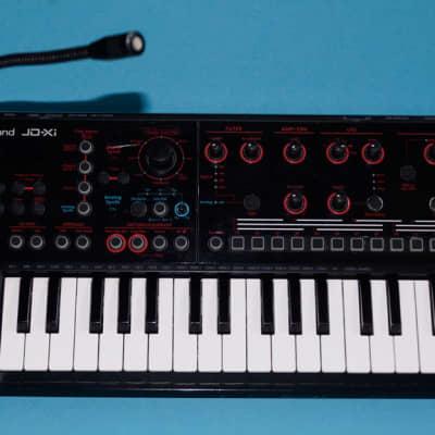 Roland JD-Xi 37-Key Analog/Digital Crossover Synthesizer Vocoder