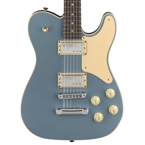 Fender Limited Edition Parallel Universe Series Troublemaker Tele Ice Blue Metallic 2018