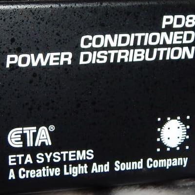 ETA PD8 conditioned power distribution powere strip