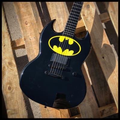 1989 Bolin Batman Guitar #010 for sale