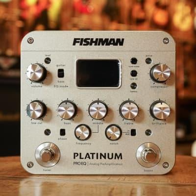 Fishman Platinum Pro EQ Analog Preamp/DI - Used