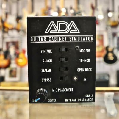 ADA GCS-2 Guitar Cabinet Simulator