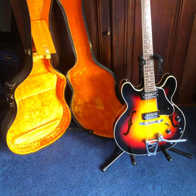 Kapa 506 1960's Orange burst for sale