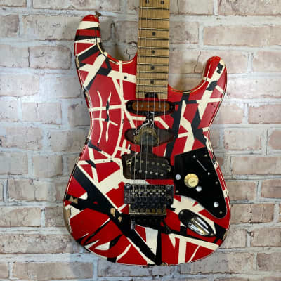 EVH Striped Series Frankie for sale