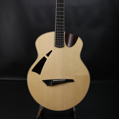 Avian Skylark Deluxe 5A 2020 Natural All-solid Handcrafted Guitar