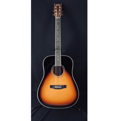 Tanara Acoustic Electric Sunburst for sale