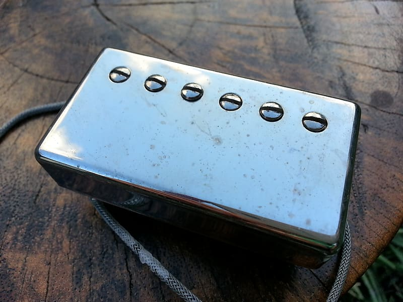 Gibson Burstbucker Pro Neck Pickup Aged Nickel 2003