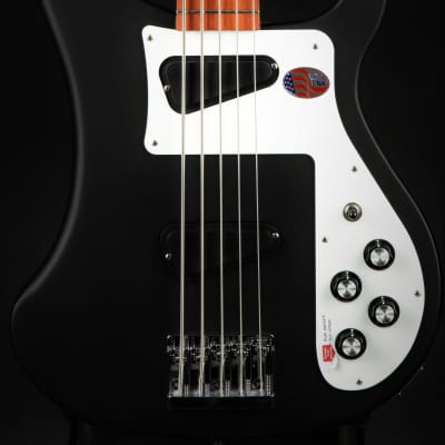 Rickenbacker 4003S/5 - Matte Black for sale