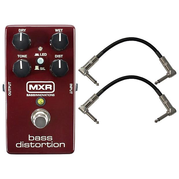 mxr by dunlop m85 bass guitar distortion pedal bundle reverb. Black Bedroom Furniture Sets. Home Design Ideas