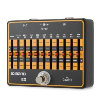 Caline CP-24  10 Band EQ Effect Pedal