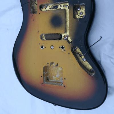 Fender Jaguar Body 1965 - 1975