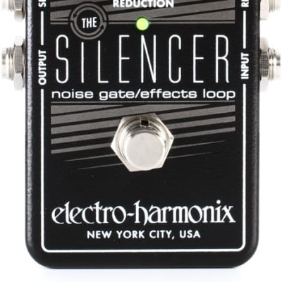 Electro Harmonix Silencer Noise Gate/Effects Loop Pedal for sale