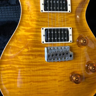 Paul Reed Smith Custom 24      10 Top 2002 Vintage Yellow Flame