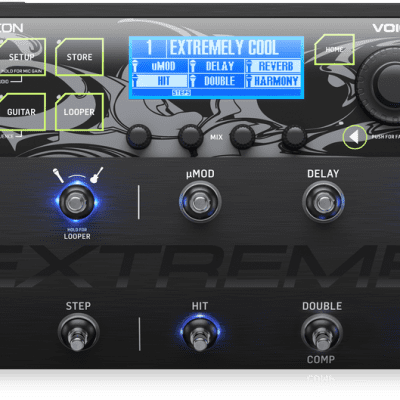NEW! TC Helicon VoiceLive 3 Extreme Multi-Effect Unit FREE SHIPPING!