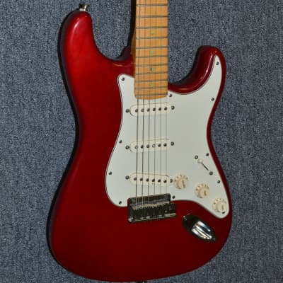 1998 Fender American Deluxe Stratocaster for sale