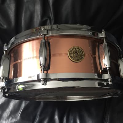 Gretsch USA Custom Copper Snare G4160C Copper