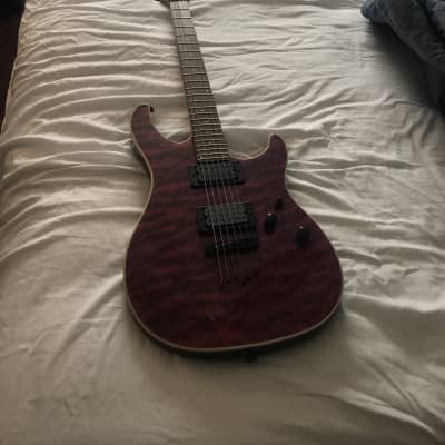 Peavey Predator Plus EXP 2013 Flame purple for sale