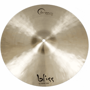 "Dream Cymbals 15"" Bliss Series Paper Thin Crash Cymbal"