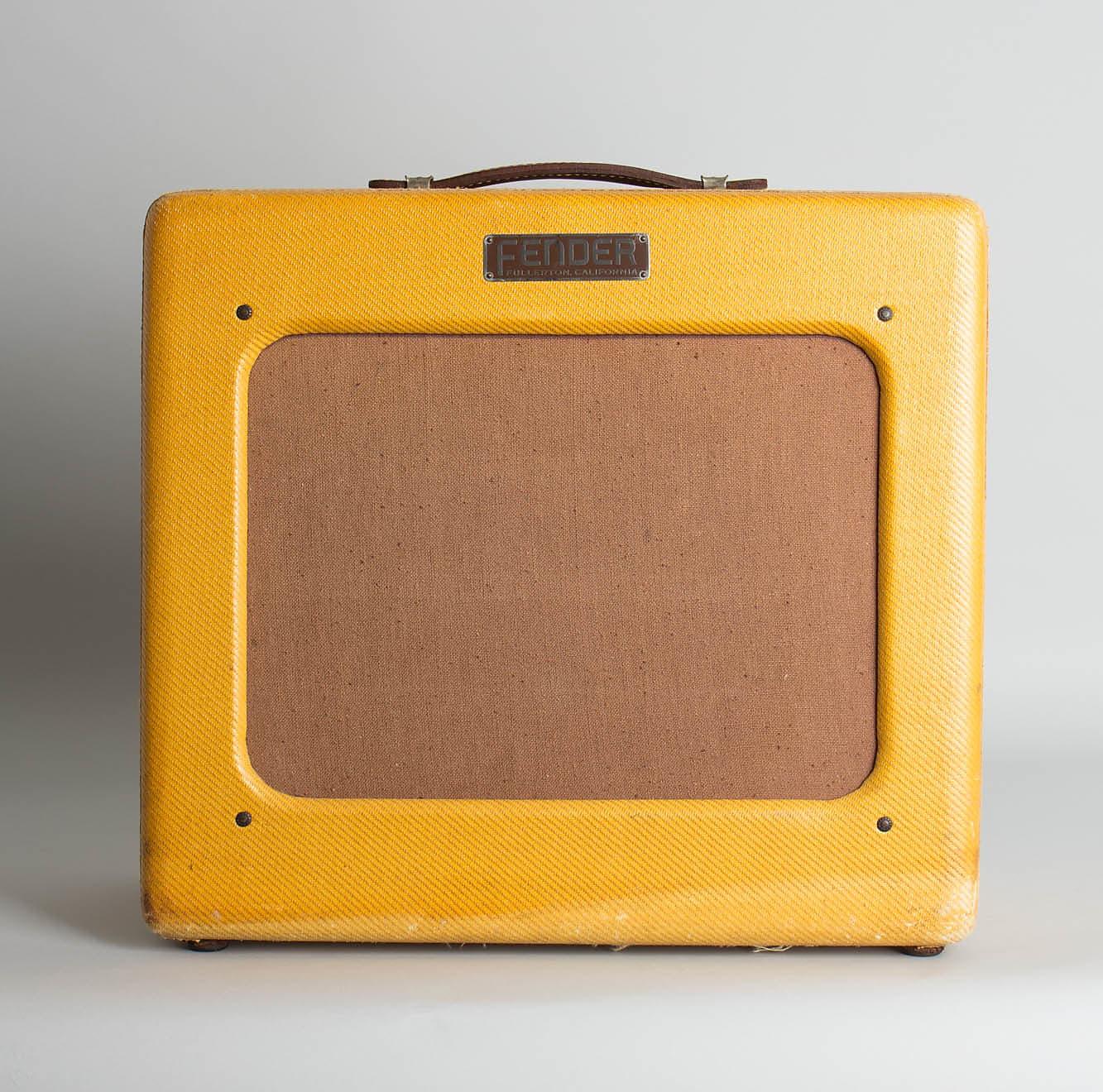 Fender  Deluxe Tube Amplifier (1950), ser. #2305.