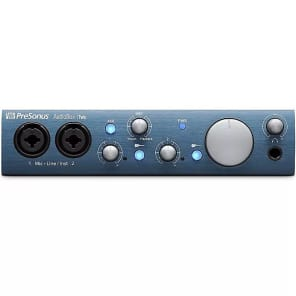 PreSonus AudioBox iTwo USB Audio Interface for Mac / PC / iPad